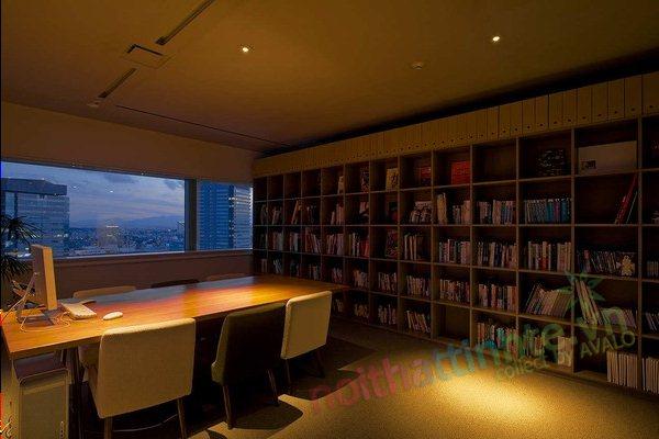 Thiết kế văn phòng WOW Sendai 12