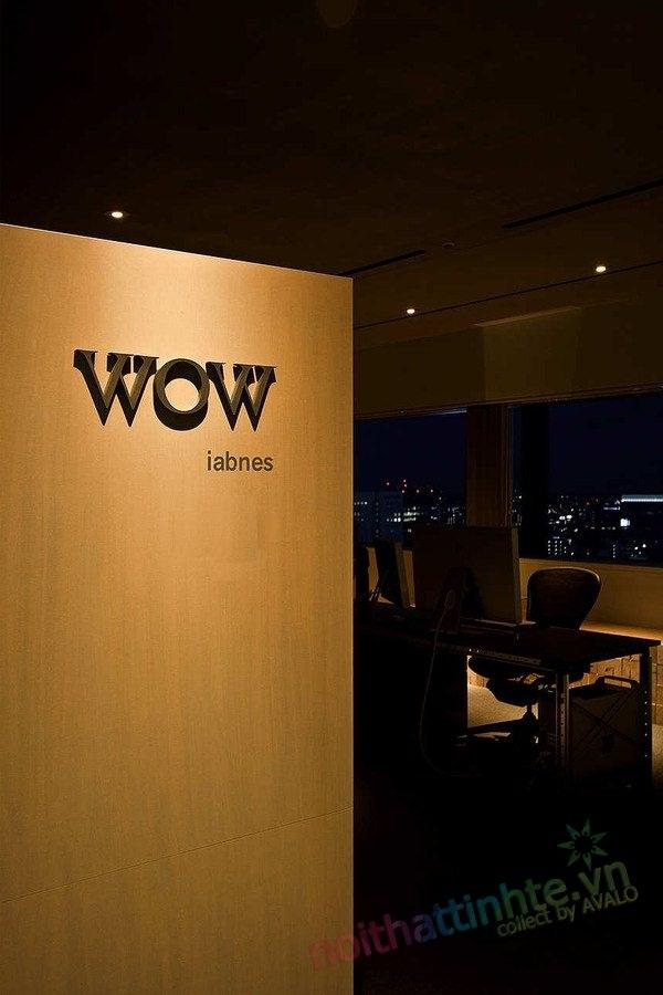 Thiết kế văn phòng WOW Sendai 15