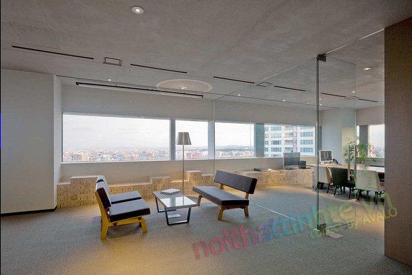 Thiết kế văn phòng WOW Sendai 02
