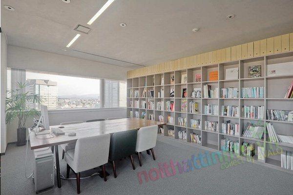 Thiết kế văn phòng WOW Sendai 04
