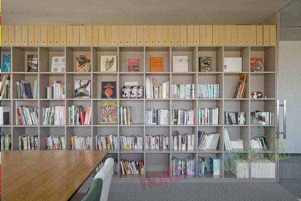 Thiết kế văn phòng WOW Sendai 05