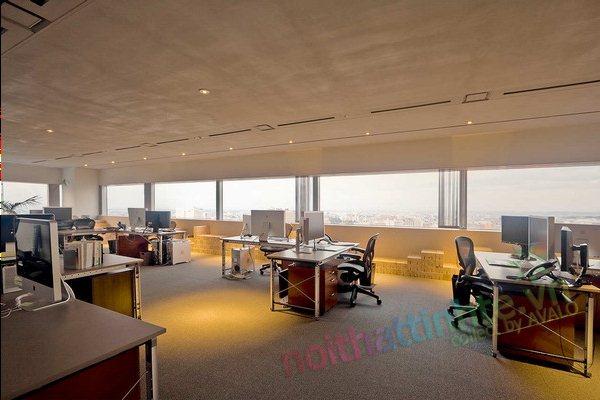 Thiết kế văn phòng WOW Sendai 07