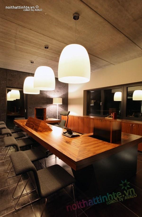 Không gian đẹp văn phòng luật đến từ Belgium 03