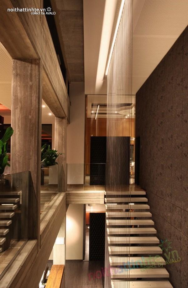 Không gian đẹp văn phòng luật đến từ Belgium 05