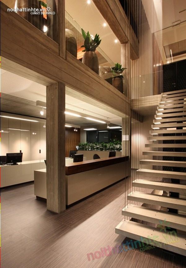 Không gian đẹp văn phòng luật đến từ Belgium 06