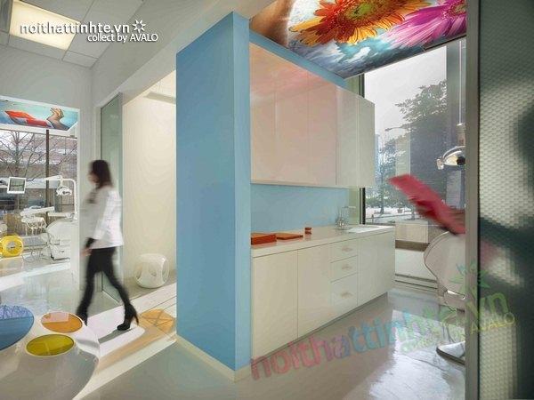 Thiết kế phòng khám nha khoa Smile 06