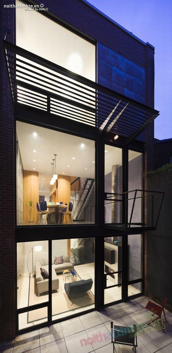 Mẫu thiết kế cải tạo nhà đẹp 3 tầng 01