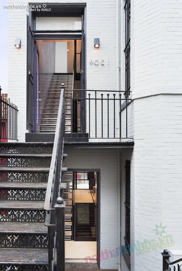 Mẫu thiết kế cải tạo nhà đẹp 3 tầng 02