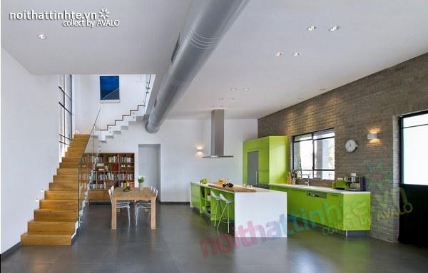 Mẫu nhà đẹp 2 tầng phong cách hiện đại 03