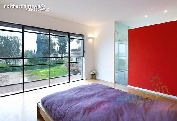 Mẫu nhà đẹp 2 tầng phong cách hiện đại 06