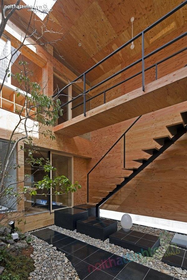 Mẫu nhà đẹp 3 tầng 07