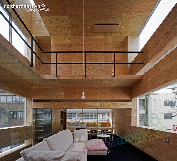 Mẫu nhà đẹp 3 tầng 05