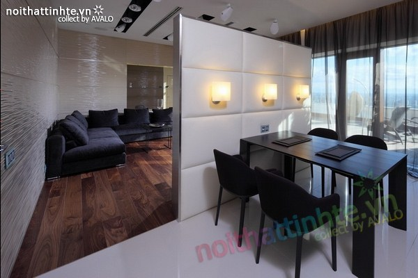 thiết kế nội thất chung cư 02