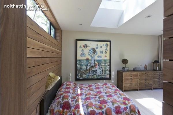 mẫu nhà nghỉ dưỡng 1 tầng đẹp 13
