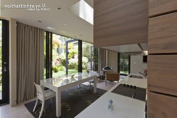 mẫu nhà nghỉ dưỡng 1 tầng đẹp 15