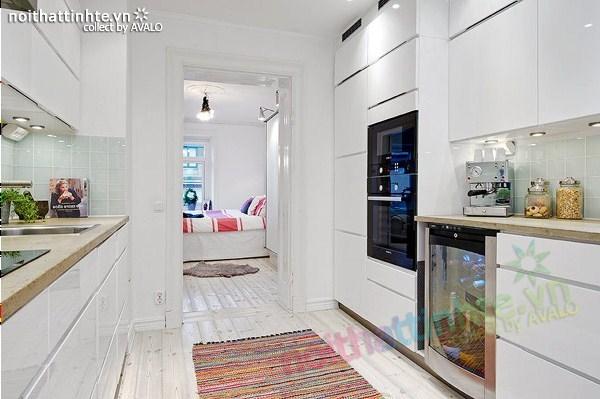 thiết kế chung cư đẹp 12
