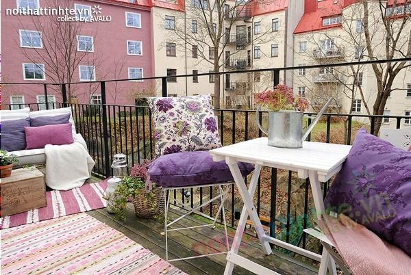 thiết kế chung cư đẹp 15