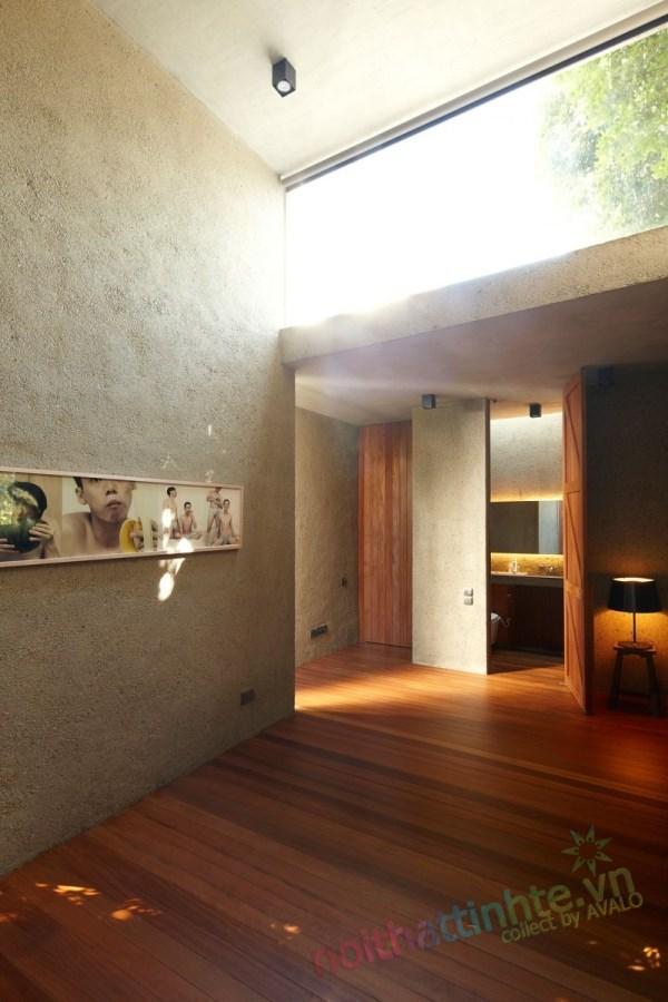 Thiết kế cải tạo nhà ở trên phố bảo tồn cổ 12