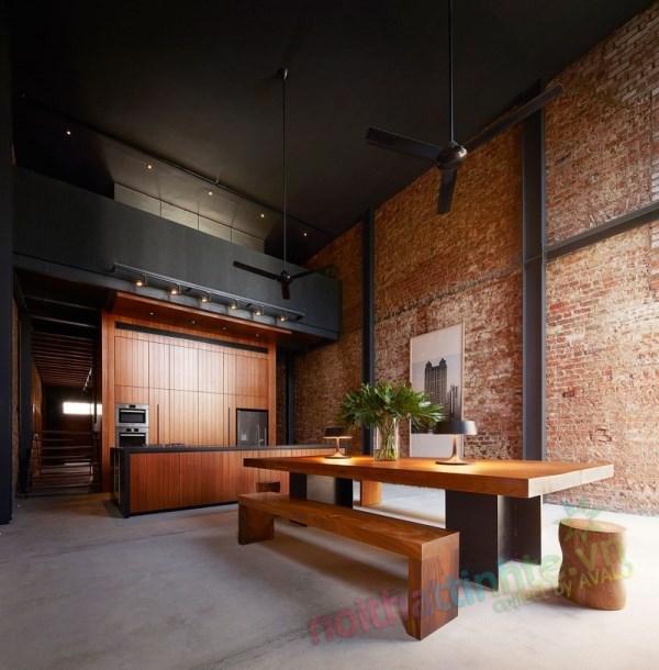 Thiết kế cải tạo nhà ở trên phố bảo tồn cổ 04