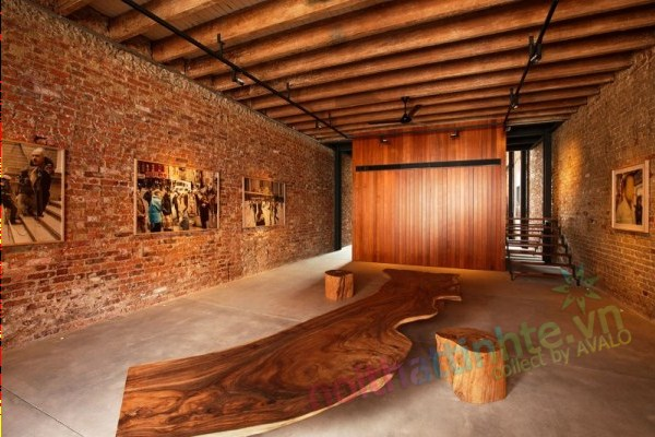 Thiết kế cải tạo nhà ở trên phố bảo tồn cổ 07