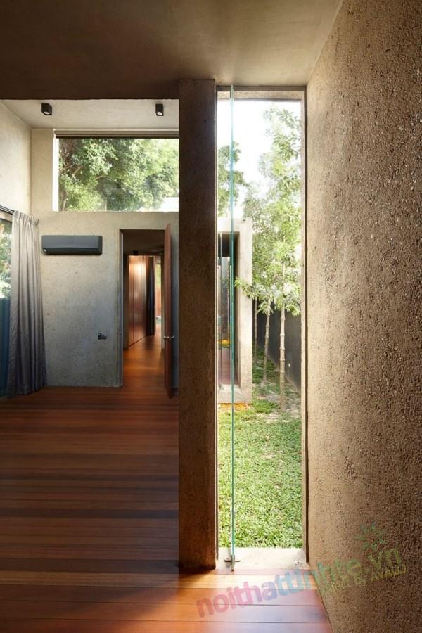 Thiết kế cải tạo nhà ở trên phố bảo tồn cổ 11