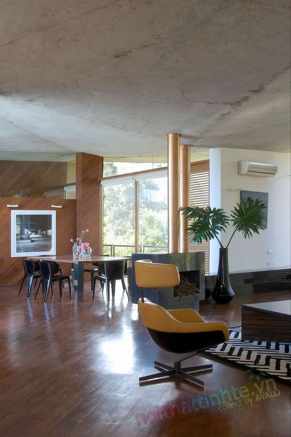 Biệt thự nghỉ dưỡng trên núi Hymalaya 07