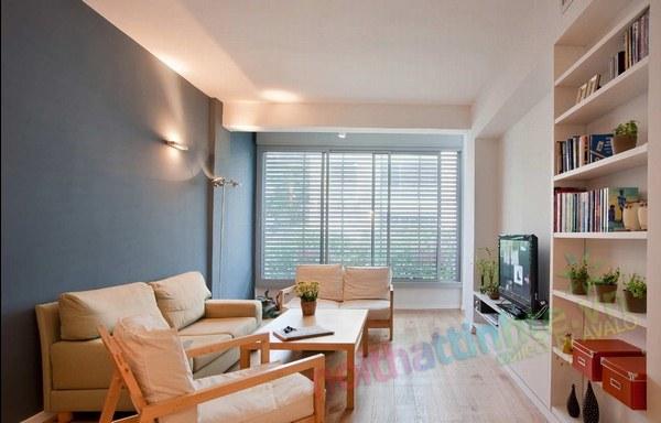 Thiết kế nội thất chung cư 60 m2 02