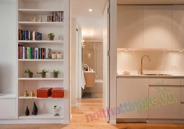 Thiết kế nội thất chung cư 60 m2 03