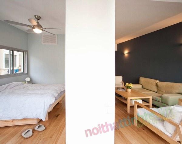 Thiết kế nội thất chung cư 60 m2 04
