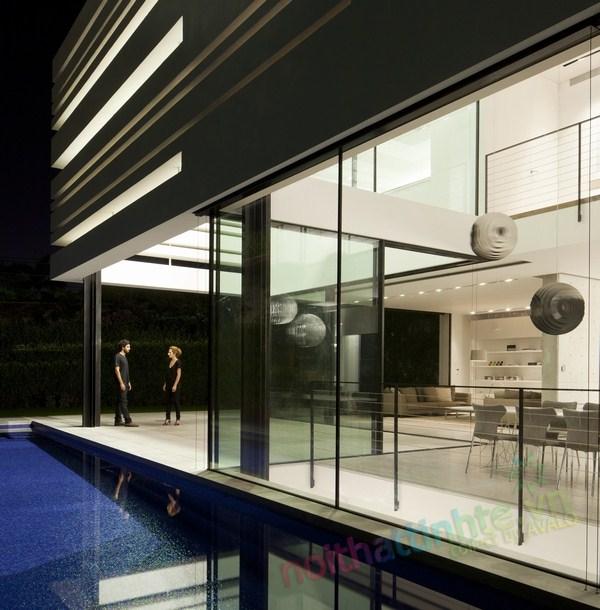 Biệt thự đẹp đương đại Ramat Gan 03