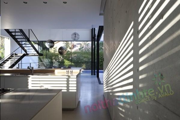 Biệt thự đẹp đương đại Ramat Gan 05