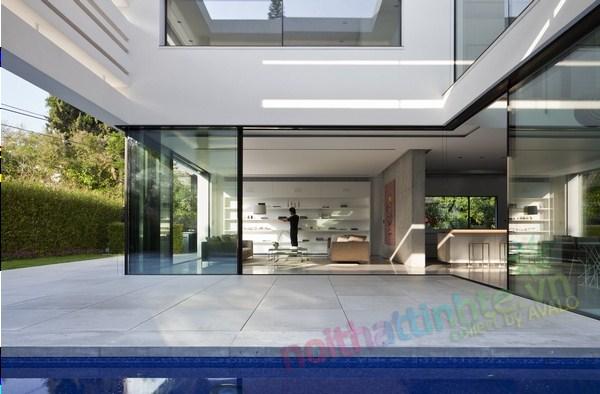 Biệt thự đẹp đương đại Ramat Gan 07