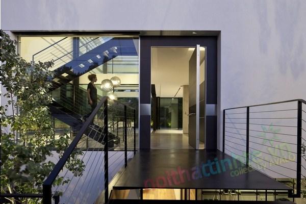 Biệt thự đẹp đương đại Ramat Gan 08