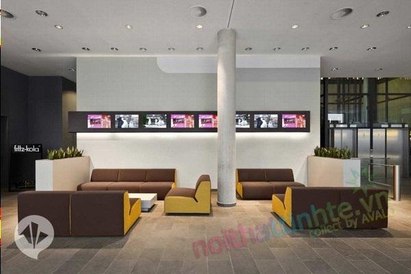 Trụ sở MTV Networks Berlin 10