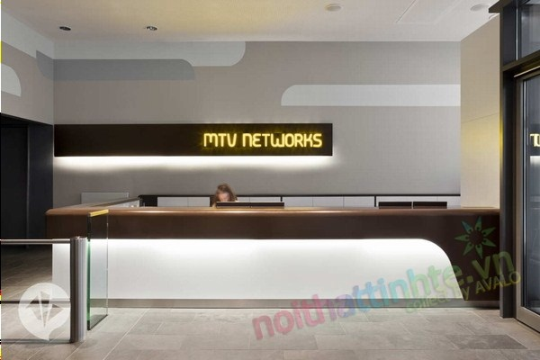 Trụ sở MTV Networks Berlin 11