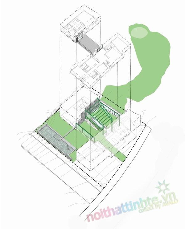 Biệt thự đẹp trong mơ San Lorenzo Residence 06