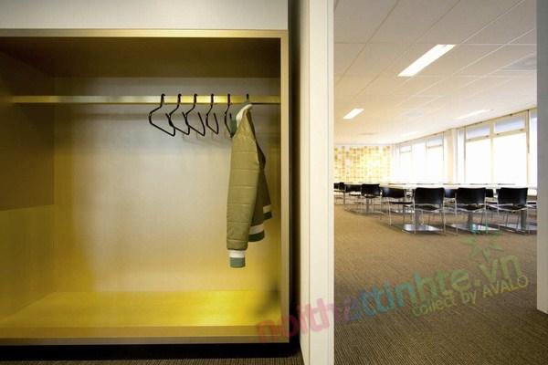 Thiết kế văn phòng Besturenraad 10