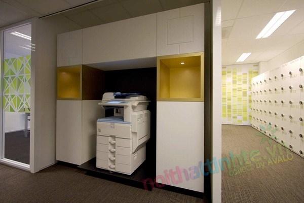 Thiết kế văn phòng Besturenraad 02