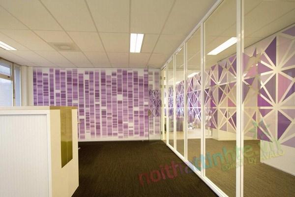 Thiết kế văn phòng Besturenraad 05