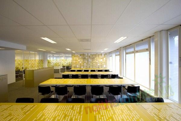 Thiết kế văn phòng Besturenraad 08