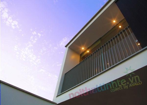 Không gian nhà đẹp 2 tầng 03