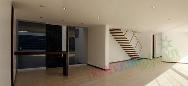 Không gian nhà đẹp 2 tầng 04