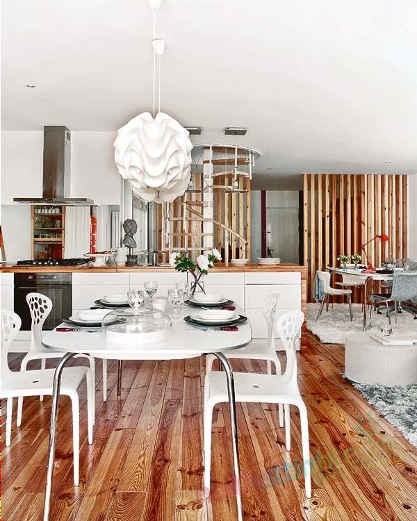 Thiết kế chung cư thông tầng 05