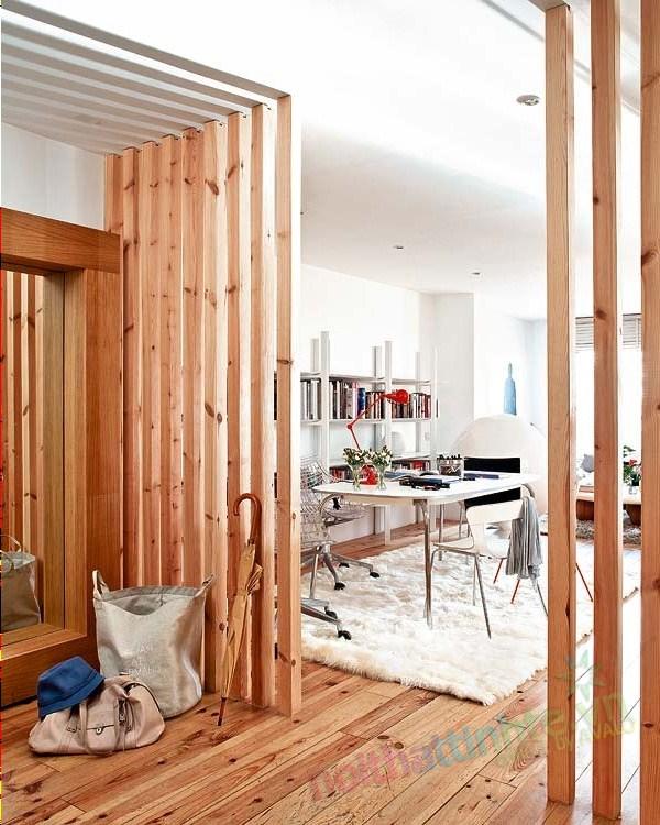 Thiết kế chung cư thông tầng 06