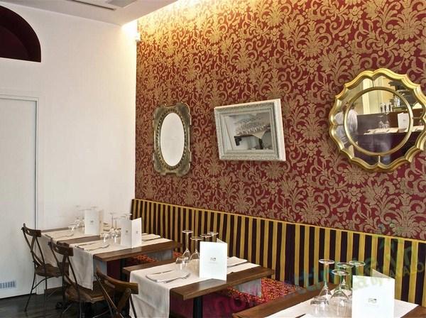 Thiết kế nhà hàng Al Mercato 04