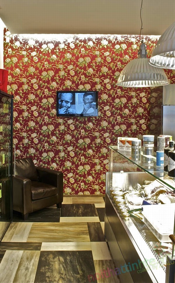 Thiết kế nhà hàng Al Mercato 05