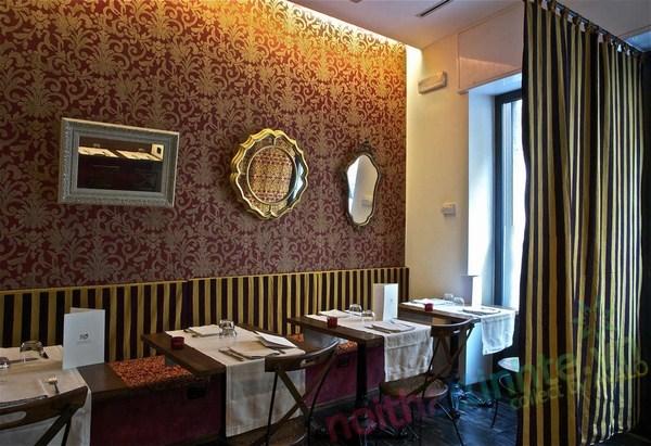 Thiết kế nhà hàng Al Mercato 07