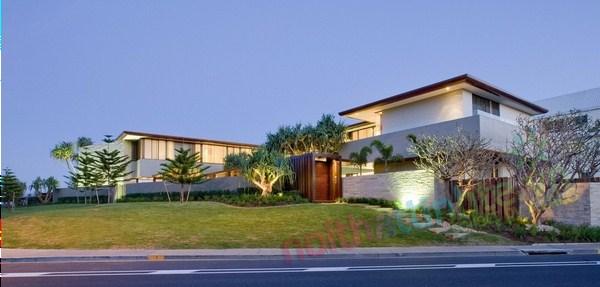 Biệt thự nghỉ dưỡng Albatross / BGD Architects 01