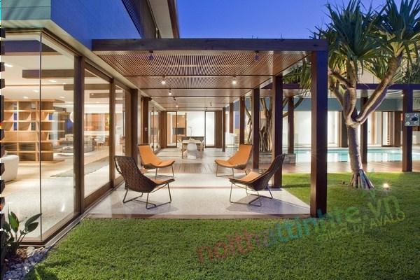 Biệt thự nghỉ dưỡng Albatross / BGD Architects 09