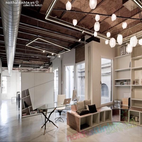 Thiết kế nội thất - cải tạo chung cư ở Barcelona 11